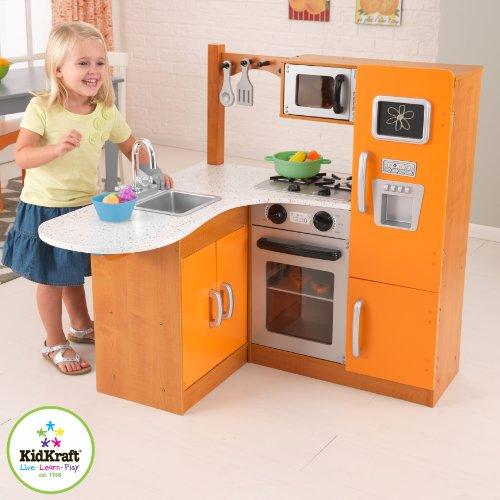 KidKraft Limited Edition Orange And