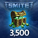 3500 SMITE Gems - PC ONLY