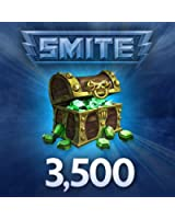 SMITE : 3500 SMITE Gemmes [Game Connect]