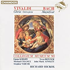 Magnificat in D Major, BWV 243: Duet: Et misericordia (Counter-Tenor, Tenor)