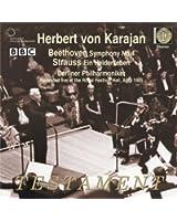 Beethoven:Symphonie N°4,Op.60 & Strauss:Eine Heldeleben,Poème Symphonique,Op.40
