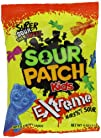 Sour Patch Kids Extreme, 4-Ounce Bags…