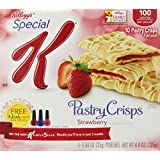 Kellogg's, Special K Strawberry Fruit Crisps, 5 ct, 4.4 oz