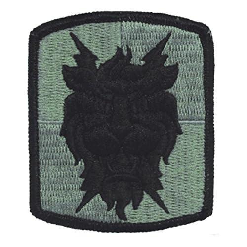 Amazon.com: 35th Signal Brigade ACU Patch: Military