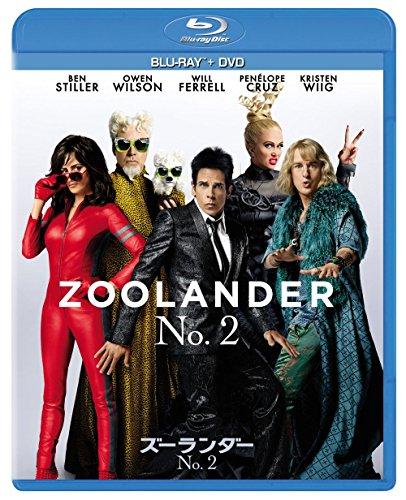 ズーランダー NO.2 ブルーレイ+DVDセット[Blu-ray/ブルーレイ]