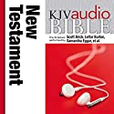 KJV Audio Bible, Pure Voice: New Testament (       UNABRIDGED) by  Zondervan Narrated by Rene Auberjonois, Theodore Bikel, David Birney, Scott Brick, LeVa Burton, Samantha Eggar, Robert Forster, Edward Herrmann