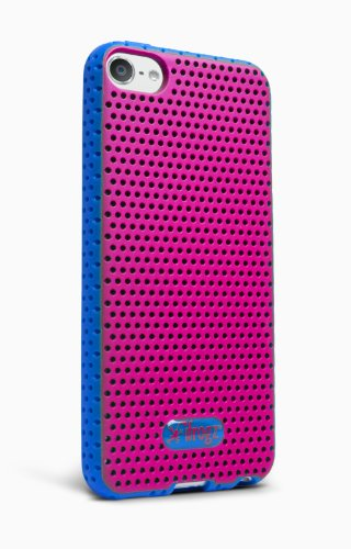 iFrogz Breeze Case for iPod touch 5G - Pink/Blue