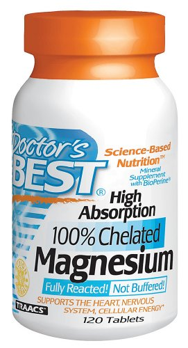 Best magnesium absorption