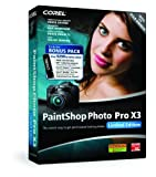 PaintShop Photo Pro X3 Limited Edition