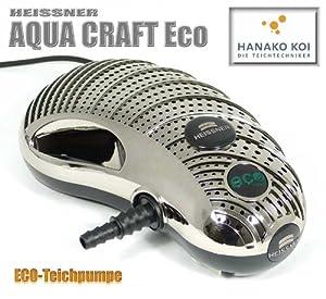 HEISSNER P2100E00 Aqua Craft Pumpe Snychron Eco, 2100 L/h  GartenKritiken und weitere Informationen