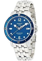 Tissot Seastar Automatic Blue Dial Men's watch #T066.407.11.047.00