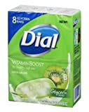 Dial Glycerin Soap Bar Vitamin Boost - 8 CT by The Dial Corporation by The Dial Corporation