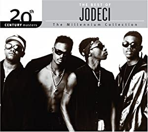 20th Century Masters - Millennium Collection: The Best of Jodeci (Eco-Friendly Packaging)