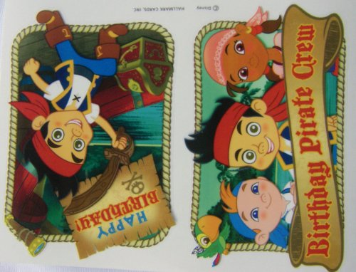 Jake Never Land Piates Movable Decorations