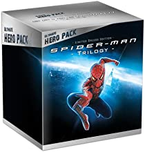 Spider-Man - Trilogie - Coffret collector avec la figurine Venom - Edition limitée exclusive Amazon.fr [Blu-ray]