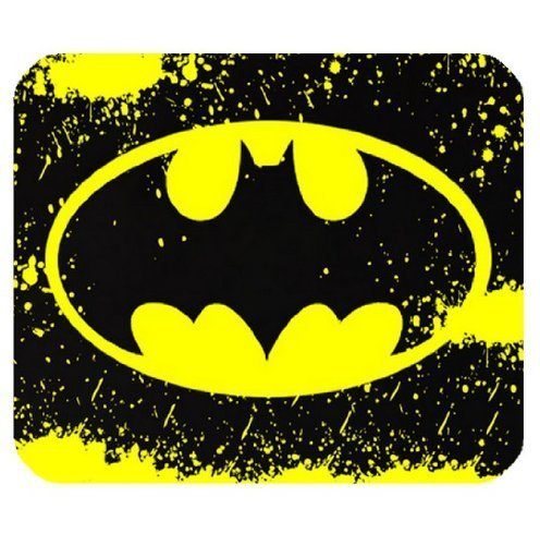 1 X Computers Accessories Gaming Mouse Pads with Batman Logo at Gotham City Store