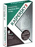 Kaspersky Anti Virus 2011 for MAC, 1 User, 1 Year Subscription (Mac)