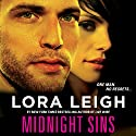 Midnight Sins (       UNABRIDGED) by Lora Leigh Narrated by Clare Claremont