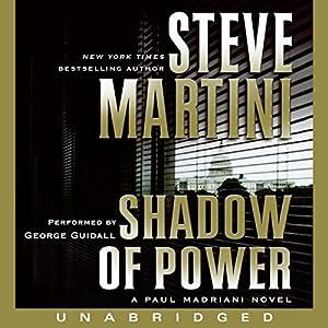 Shadow of Power Audiobook