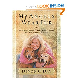 My Angels Wear Fur Devon O'Day