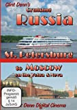 Clint Denn's Cruising Russia St. Petersburg to Moscow on the Volga & Neva [DVD] [2013] [NTSC]
