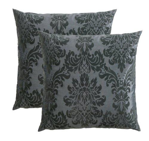 2er Set weiß Kopfkissenbezug Pillow Case Kissenbezug Bezug Kissenhülle 50x75cm