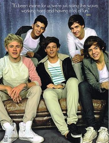 One Direction 「Gotta Be You」 ワン・ダイレクション wp diamond editions 大型雑誌