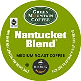 Keurig, Green Mountain Coffee, Nantucket Blend, K-Cup packs 72 count