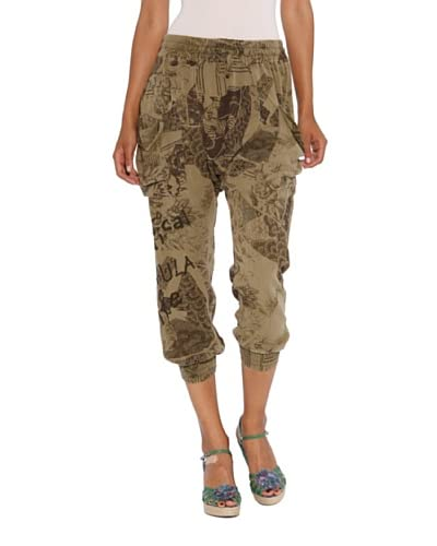 Desigual Pantalone Liberty [Khaki]