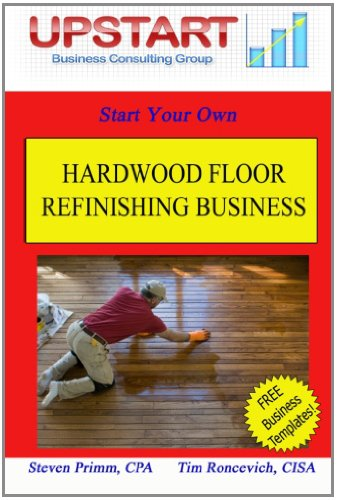 Hardwood Floor Refinishing Business