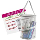 Dorm Caddy Shower Tote (colors may vary),12&quot;H x 8&quot; diameter