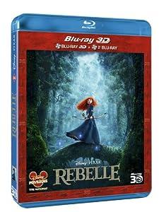 Rebelle [Combo Blu-ray 3D + Blu-ray 2D]