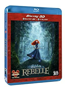 Rebelle [Combo Blu-ray 3D + Blu-ray 2D]