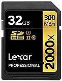 Lexar Professional 2000x 32GB SDHC