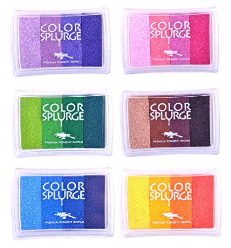 rainbow-ink-pad-sets-with-free-gift-included-childrens-tattoos-while-stocks-last-24-shades-of-beauti