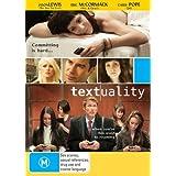 Textuality [Region 4] ~ Jason Lewis