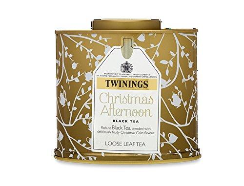英国トワイニング クリスマスアフタヌーン 紅茶 100g TWINING CHRISTMAS AFTERNOON【海外直送品】【並行輸入品】
