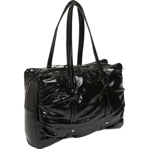 Lodis Scrunch Large Flight Bag (Black )