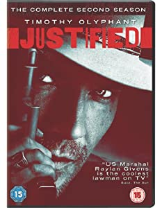 Justified - Season 2 [DVD]