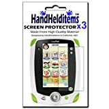 HHI LeapFrog LeapPad Explorer Learning Tablet Crystal Clear Screen Protector ( 3 Pack ) (Package Inc