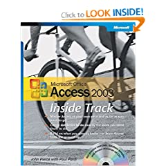 Access 2003 Inside Track