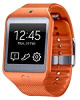 "Samsung Galaxy Gear 2 Neo SM-R381 (WILD ORANGE) Smartwatch , 1.63"" Super AMOLED 100%  by Samsung"