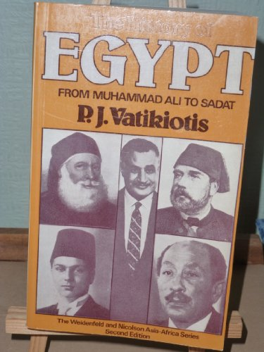 History of Egypt: From Muhammad Ali to Sadat (Asia-Africa)