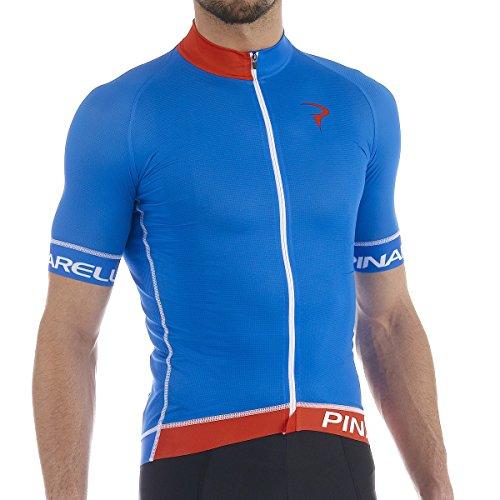 Pinarello 2015 Men's Nani Tour Short Sleeve Cycling Jersey - PI-S5-SSJY-NANI