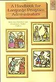 Handbook for Language Program Administrators