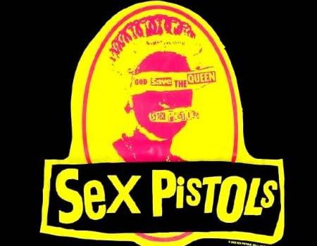 長袖 ロックTシャツ SEX PISTOLS セックスピストルズ GOD Save THE QUEEN WL