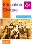 Education Civique 4e