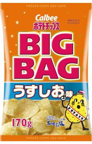 ����ӡ� BIG������ �ݥƥȥ��åץ� ��������̣ 170g��12��