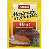 Adolph's Marinade in Minutes Original Meat 1 OZ (Pack of 24)