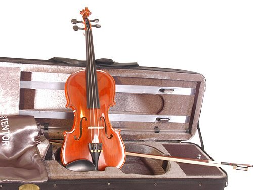 Stentor Conservatoire Full Size Student Violin Outfit